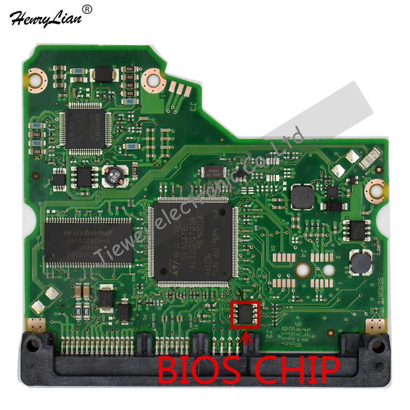 HDD-UL PCB /NUMĂR DE BORD: 100530756 REV A/100530699/ST31500341AS/1500GB/7200RPM.11