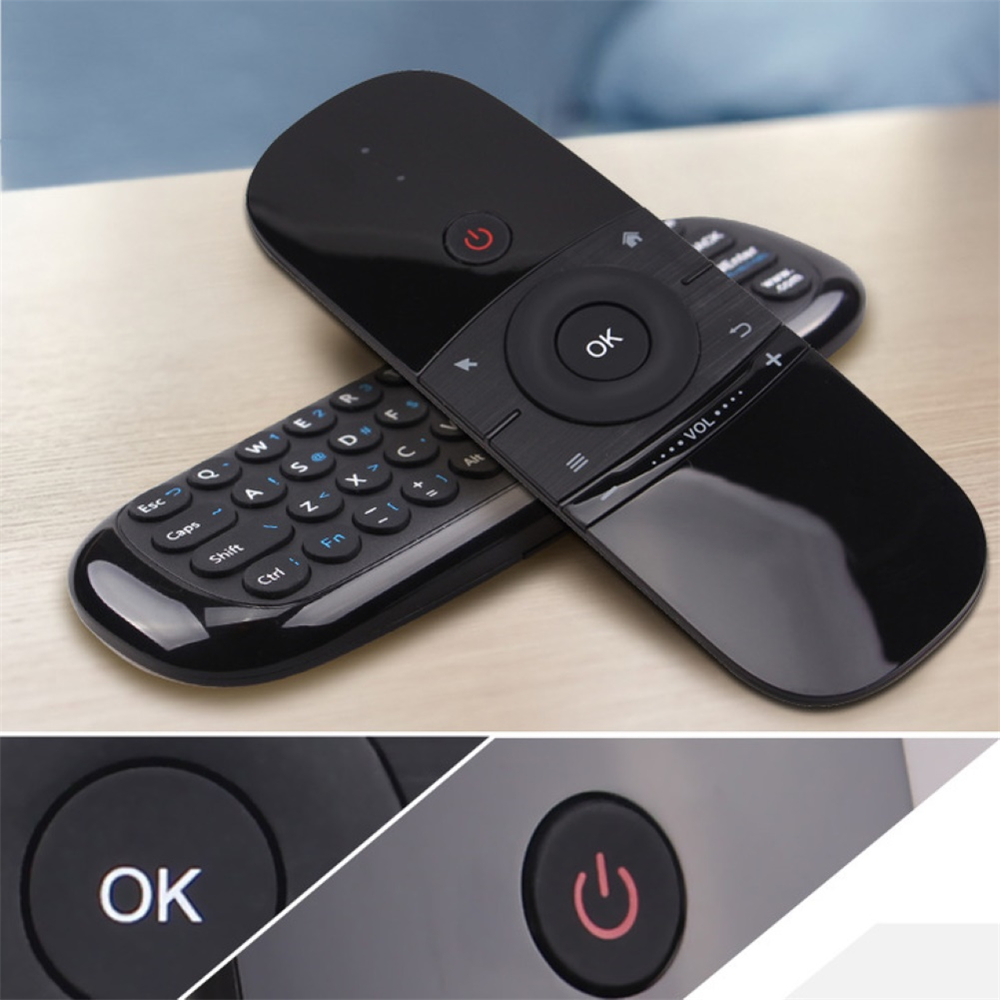 Mini Tastatura Wireless Air Mouse IR Control de la Distanță Pentru Android TV Box Computer de la Distanță fără Fir de Control Multifunctional Tastatura